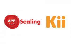 AppSealing Kii partnership