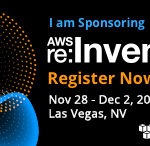 AWS re:invent sponsoring