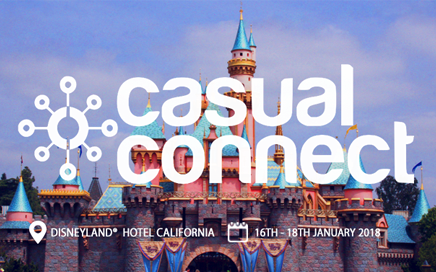 James Ahn, CEO of AppSealing attends Casual Connect USA as a speaker.