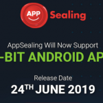 AppSealing to support 64 bit Android Apps