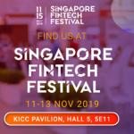 앱실링팀이 2019 싱가포르 핀테크 페스티벌(SFF)에 참가합니다