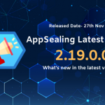 Upgrade to the latest AppSealing security version 2.19.0.0