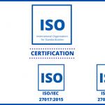 잉카엔트웍스, 정보보안 국제 표준 체계 ISO 인증 획득 : 앱실링(AppSealing) 및 팰리컨(PallyCon)을 통해서 클라우드 기반의 강력한 보안 서비스를 제공하는 최고 보안 표준 준수 확약