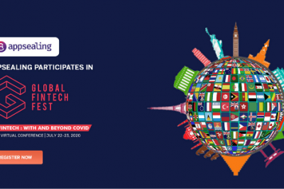 Meet AppSealing at the Global Fintech Fest 2020- Virtual Conference!