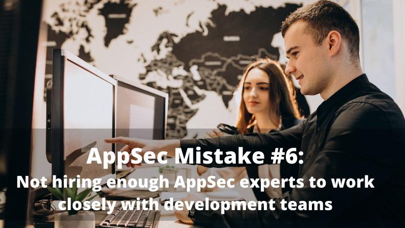 앱 보안 실수 6: 개발자는 앱 보안 전문가가 아니므로 앱 보안 전문가를 고용해야 합니다.