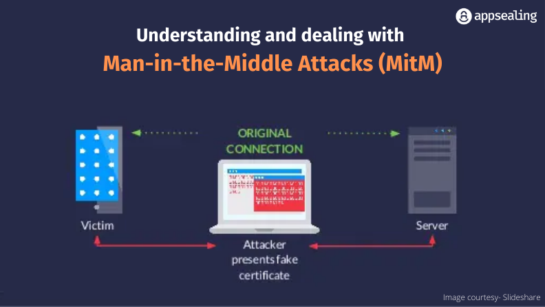 Man-in-the-middle (MiTm) Attacks: Types and Strategies to Prevent MiTm attacks