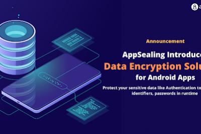안드로이드 앱을 지원하는 앱실링 데이터 암호화 솔루션 론칭